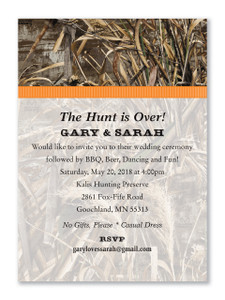 Realtree Max 5 Invitation