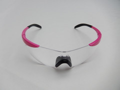 Safety Frame for Rose Loupes - Pink - REGULAR
