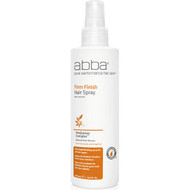 abba firm finish non-aerosol hair spray