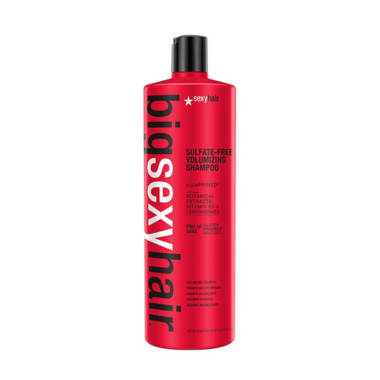 Big Sexy Hair Sulfate Free Volumizing Shampoo Liter