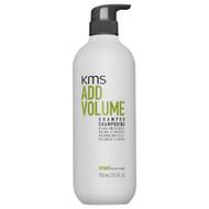 KMS Add Volume Shampoo 25.36oz