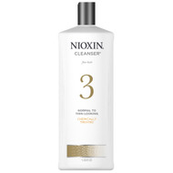 Nioxin System 3 Shampoo Energize Your Scalp to Help Produce Stronger Hair.