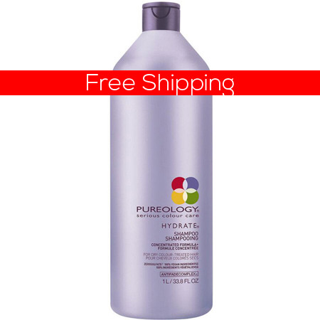 Pureology Hydrate Shampoo 33 8 Oz Glamazon Beauty Supply