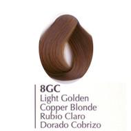 Satin 8GC Light Golden Copper Blonde 3oz