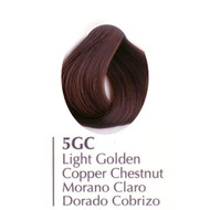 Satin 5GC Light Golden Copper Chestnut 3oz