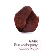 Satin 6MR Red Mahogany 3oz