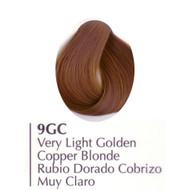 Satin 9GC Very Light Golden Copper Blonde 3oz