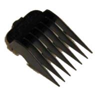 wahl professional comb attachment black size no.5 (5/8 inch) 3135-001