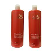 Wella Brilliance Shampoo and Conditioner (Thick/Coarse) Duo 33.8oz