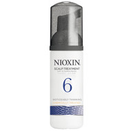 nioxin system 6 scalp treatment 1.35 oz for noticeably thinning coarse hair