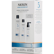 nioxin hair system 5 kit normal to thin looking for medium to coarse hair