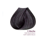 Satin 3 MOCHA Dark Mocha Brown 3oz