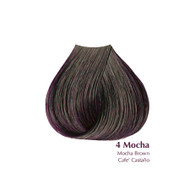 Satin 4 MOCHA Mocha Brown 3oz