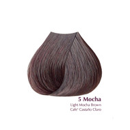 Satin 5 MOCHA Light Mocha Brown 3oz
