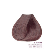 Satin 6 MOCHA Dark Mocha Blonde 3oz