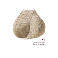 Satin 9N Very Light Blonde 3oz
