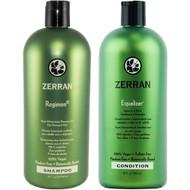 Zerran Regimen Shampoo & Equalizer Conditioner
