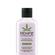 hempz vanilla plum herbal moisturizer