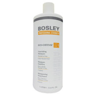 bosley defense color treated shampoo 33oz