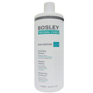 bosley defense non-color treated shampoo 33oz