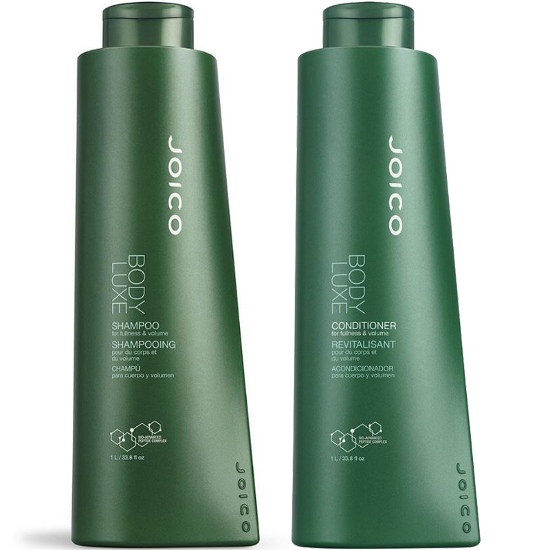 Joico Body Luxe Shampoo Amp Conditioner Duo Glamazon Beauty