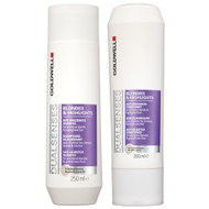 goldwell dual senses blondes & highlights shampoo & conditioner duo 10 oz