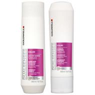 goldwell dual senses color shampoo & conditioner duo 10 oz