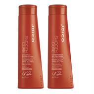 Joico Smooth Cure Shampoo and Conditioner Duo 10.1oz