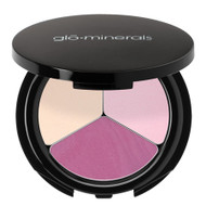 glominerals eye shadow trio wildbloom