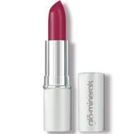 glominerals lipstick aubergine