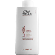 wella luxe oil keratin protect shampoo
