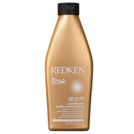 redken all soft conditioner for dry, brittle hair