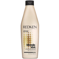 redken blonde idol shampoo for natural and color-treated blonde hair