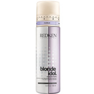 redken blonde idol custom-tone conditioner for platinum blondes