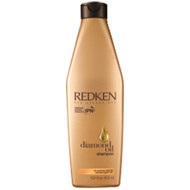redken diamond oil shampoo oil enriched care for dull, damaged hair