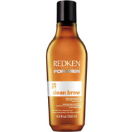 redken clean brew extra cleansing shampoo