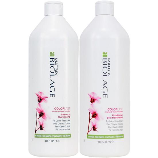 Matrix Biolage ColorLast Shampoo And Conditioner Duo
