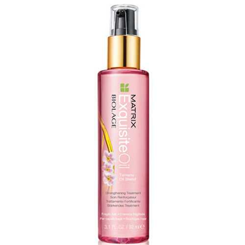 Matrix Biolage Exquisite Oil Strengthening Treatment 3 1
