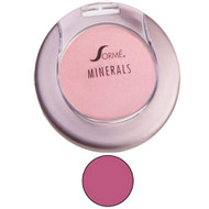 sorme long lasting blush wet or dry pomegranate 501