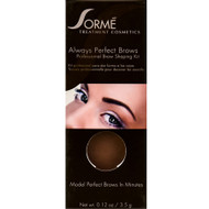 sorme always perfect brows true blonde 39