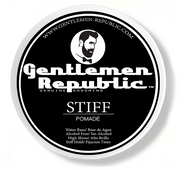 Gentlemen Republic Pomade Stiff 4oz