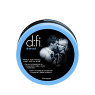 d:fi d:struct medium hold molding creme with low shine 2 oz