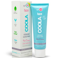 coola rose essence mineral sunscreen with tinted moisturizer spf 20 1 oz
