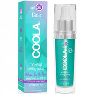 coola makeup setting spray spf 30 1 oz