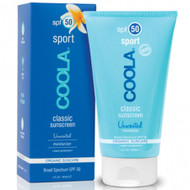 coola classic unscented sport sunscreen spf 50 5 oz
