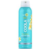 coola sport pina colada sunscreen spray spf 30 6 oz