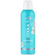 coola sport unscented sunscreen spray spf 50 6 oz