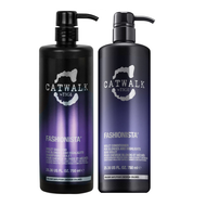 Tigi Catwalk Fashionista Violet Shampoo & Conditioner Duo 25.36oz