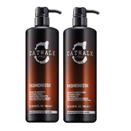 Tigi Catwalk Fashionista Brunette Shampoo & Conditioner Duo 25.36oz