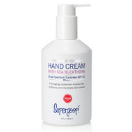 supergoop forever young hand cream with sea buckthorn spf 40 10 oz
